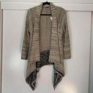 BCBG cardigan sweater